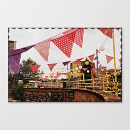 Camden Madness Canvas Print