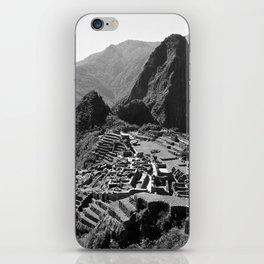 Machu Picchu v.2 iPhone Skin