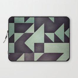 :: geometric maze VIII :: Laptop Sleeve