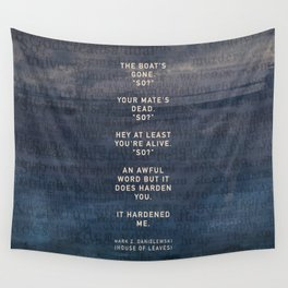 So? Wall Tapestry