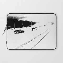 Cars and Train Laptop Sleeve