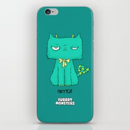 Furrrycat iPhone Skin