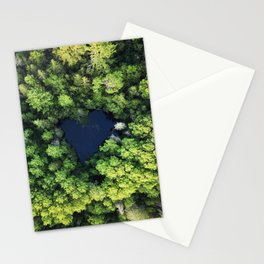 Love The Forest Stationery Cards
