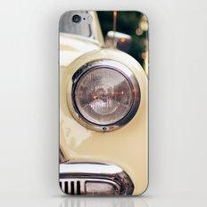 The car iPhone & iPod Skin