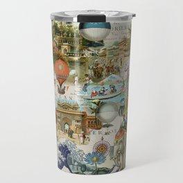 The World-Oceania Travel Mug