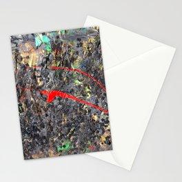 Hamlet Inspired Mixed Media Stationery Cards