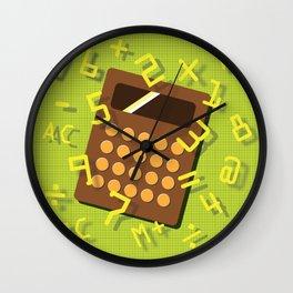 Numeric Escape Wall Clock