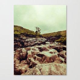 SCOTLAND / Glen Etive, Highlands / 02 Canvas Print
