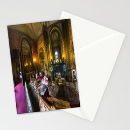 Old Manision Lounge Stationery Cards