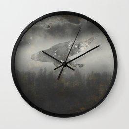 Dream Space Wall Clock