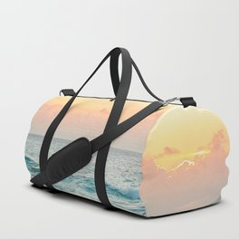 Honolulu Sunrise Duffle Bag