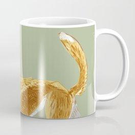 Ginger dingo (Canis lupus dingo) (c)2017 Coffee Mug