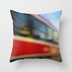 Elusive 501 Throw Pillow