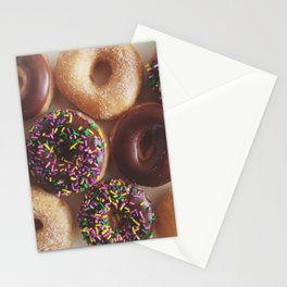 Donut Bother Me Stationery Cards