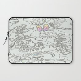 Dragons in the Mist Laptop Sleeve