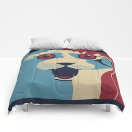 ✩ The OMG Cat Poster Comforters