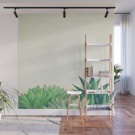 Succulent Forest Wall Mural