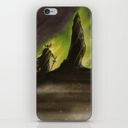 Undead Lord iPhone Skin