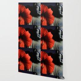 Amaryllis Buddha Wallpaper