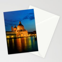 Italy. Venice celebration Stationery Cards
