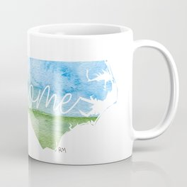 North Carolina Home State Coffee Mug