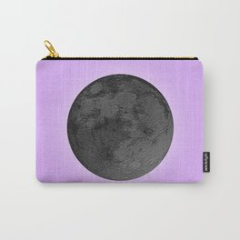 BLACK MOON + LAVENDER SKY Carry-All Pouch