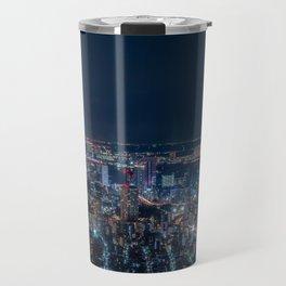 Tokyo, Japan - Night Travel Mug
