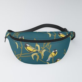 view in the garden Fanny Pack