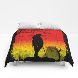 The African Warrior Comforters