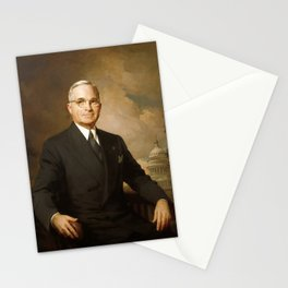 President Harry Truman Stationery Cards