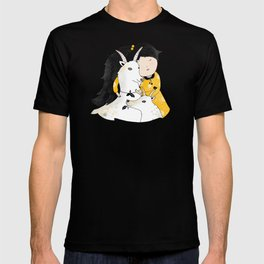 Capricia with Goats T-shirt
