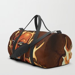 Cluster Fight Duffle Bag