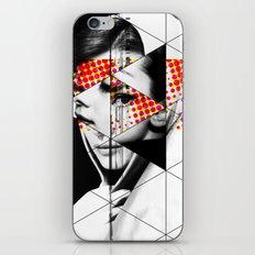 Audrey Mix 1 iPhone & iPod Skin