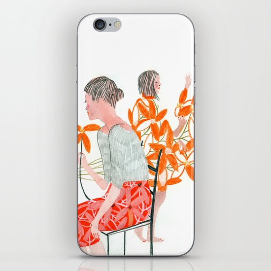 THE DANCERS iPhone Skin
