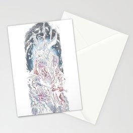 Brutal Attacks Stationery Cards