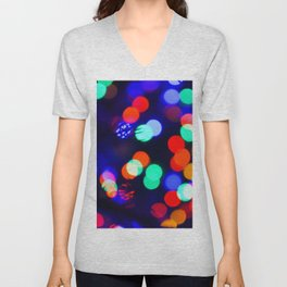 Bokeh No Jokeh Unisex V-Neck