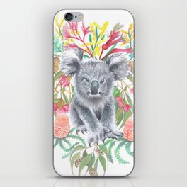 Home Among the Gum leaves iPhone Skin