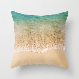Surf & Sand Throw Pillow