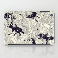 threadless iPad Cases featuring Hide and Seek by nicebleed