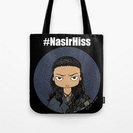 Sassy Nasir (Spartacus) Tote Bag