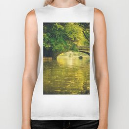 Rowing by nature Biker Tank