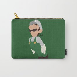 LUIGI(SMASH)FIRE Carry-All Pouch