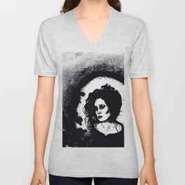 Helena Bonham Carter Unisex V-Neck