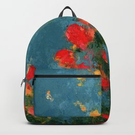 Favorite Floral Backpack