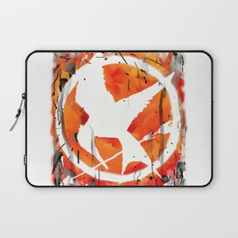 The Mockingjay Laptop Sleeve