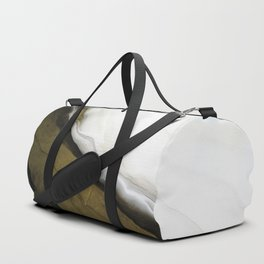 Slice of Heaven - Original Abstract Painting Duffle Bag