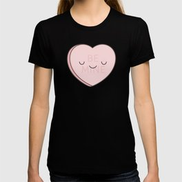 Pink Sweet Candy Heart T-shirt