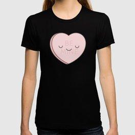 Pink Sweet Candy Heart T-shirt