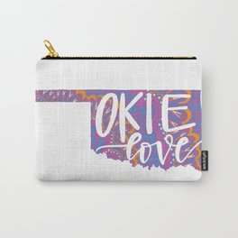 Okie Love Carry-All Pouch