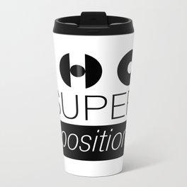Superposition Metal Travel Mug